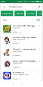 stickers for whatsapp free 2018